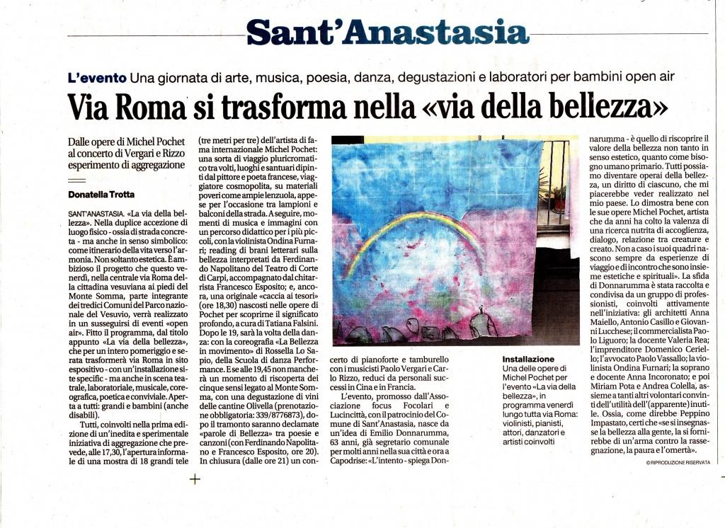 Donatella Trotta - Il Mattino